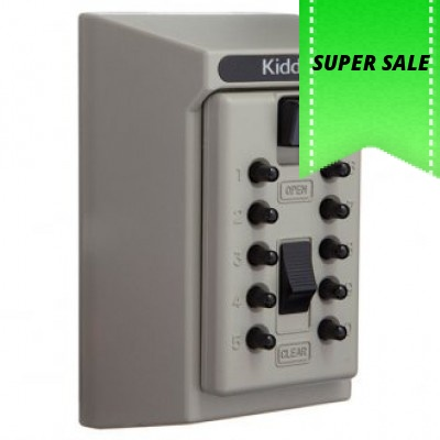 Kidde S5 Key Safe ( 5 key capacity) Beige