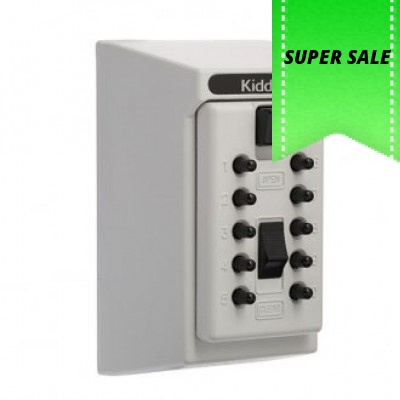Kidde S5 Key Safe (5 key capacity) White