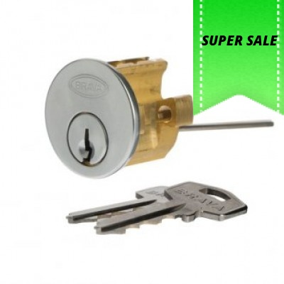 Brava 201SC Cylinder (TE2 Gainsbrough Keyway)