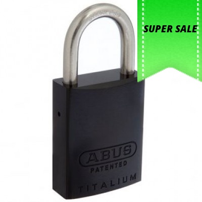 Abus 83ALIB40 Coloured Padlocks - Price Includes Delivery