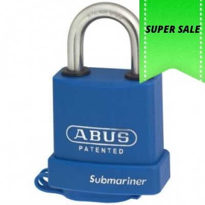 Abus 83WPIB53 Submariner Padlock - Price Includes Delivery
