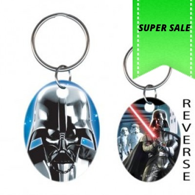HOWARD KEY RING STAR WARS DARTH VADER