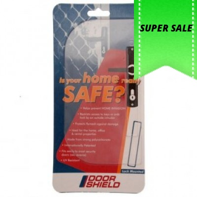 Security Door Shield