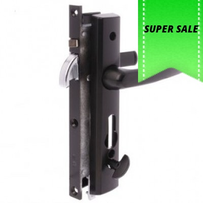 Austral Ultimate Security Door Lock (NO Cylinder)