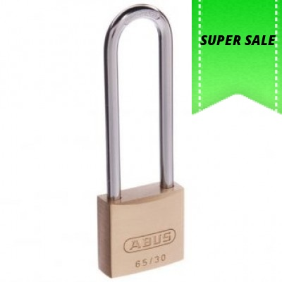 Abus 65/30 Padlock with 60mm shackle