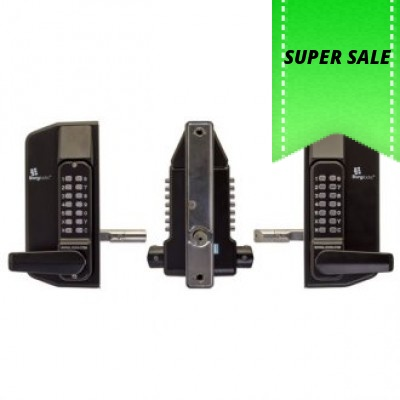 Borg BL3430MGPRO ECP Double Code Pad digital Gate Lock