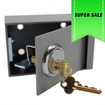 ADI Steel Lock Box / Key safe