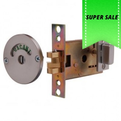 Astra Sliding Door Toilet lock