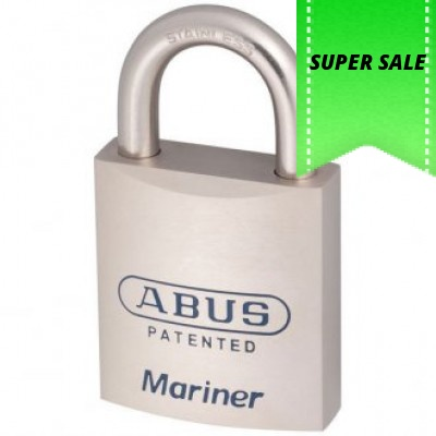 Abus 83MAR45 Marine grade padlock - Price Includes Delivery