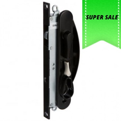 Whitco Leichardt sliding screen door lock with cylinder