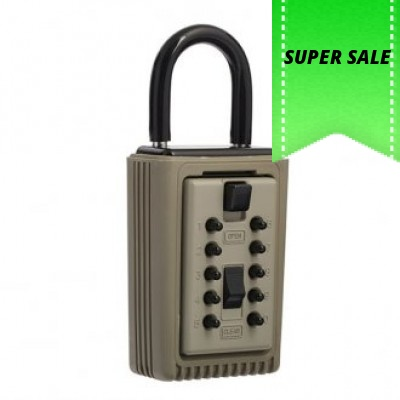 Kidde C3 key safe (Beige)