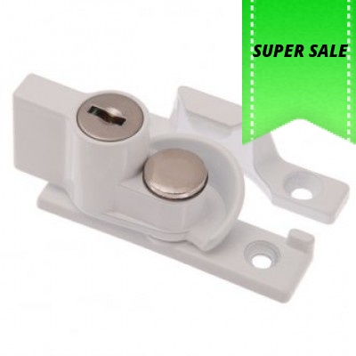 Whitco Turn Sash Window Lock