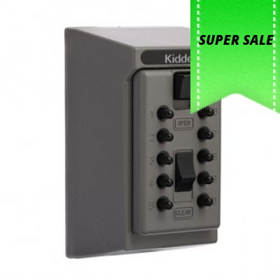 Kidde S5 Key Safe ( 5 key capacity) Grey