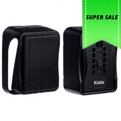 Kidde S7 key safe (Black Only)